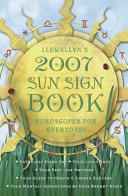 Sun Sign Book
