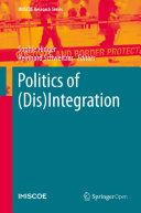 Politics of (Dis)Integration ebook