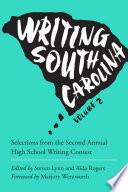 Writing South Carolina  Volume 2 Book PDF
