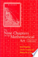The Nine Chapters on the Mathematical Art, Companion and Commentary by Kangshen Shen,John N. Crossley,Anthony Wah-Cheung Lun,Hui Liu PDF