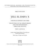 Tell El Dab  a X