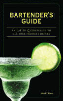 Bartender's Guide Pdf/ePub eBook
