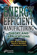 Energy Efficient Manufacturing Pdf/ePub eBook