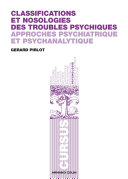 Classifications et nosologies des troubles psychiques