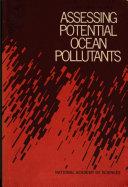 Assessing Potential Ocean Pollutants