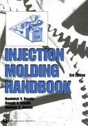 Injection Molding Handbook Book
