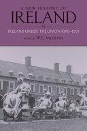 A New History of Ireland  Volume VI