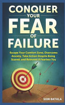 Conquer Your Fear of Failure banner backdrop