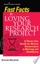 Fast Facts To Loving Your Research Project