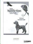 TIME For Kids Nonfiction Readers: Advanced Assessment Book ebook