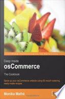 Deep Inside OsCommerce