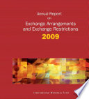 Annual Report on Exchange Arrangements and Exchange Restrictions  2009