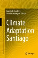 Pdf Climate Adaptation Santiago Telecharger