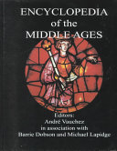 Encyclopedia of the Middle Ages: A-J