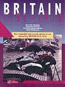 Britain, 1783-1918