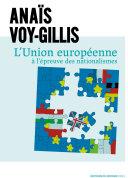 Pdf L'Union européenne à l'épreuve des nationalismes Telecharger