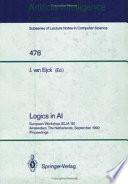 Logics in AI Book