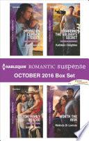 Harlequin Romantic Suspense October 2016 Box Set