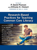 Research-Based Practices for Teaching Common Core Literacy Pdf/ePub eBook