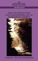 AIDS to Reflection and Confessions of an Inquiring Spirit Pdf/ePub eBook