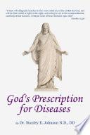 God's Prescription for Diseases
