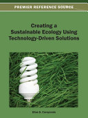Creating a Sustainable Social Ecology Using Technology driven Solutions