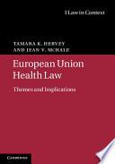 European Union Health Law