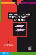 Théorie de Morse et homologie de Floer [Pdf/ePub] eBook