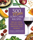 Pdf 500 More Low-Carb Recipes Telecharger