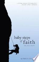 Baby Steps of Faith