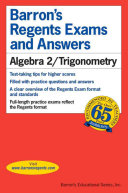 Algebra 2/Trigonometry