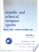 Scientific and Technical Aerospace Reports Book