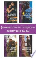 Harlequin Romantic Suspense August 2018 Box Set Book
