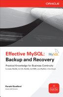 Effective MySQL Backup and Recovery Pdf/ePub eBook