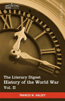 Pdf The Literary Digest History of the World War Telecharger