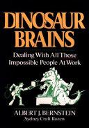 Dinosaur Brains Book PDF