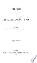 The Poems of Samuel Taylor Coleridge Book