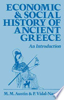 Economic and Social History of Ancient Greece Book