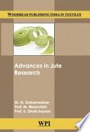 Advances In Jute Research Book PDF