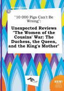 10 000 Pigs Can t Be Wrong Book