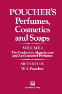 Pdf Perfumes, Cosmetics and Soaps Telecharger