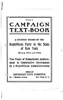 Campaign Text Book
