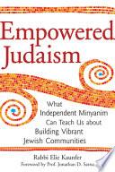 Empowered Judaism