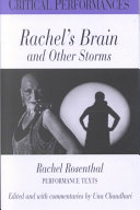 Rachel s Brain and Other Storms