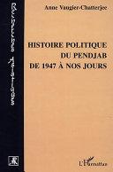 Pdf HISTOIRE POLITIQUE DU PENJAB DE 1947 A NOS JOURS Telecharger