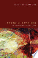 Poems of Devotion Book