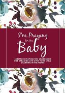 I m Praying For You Baby Book