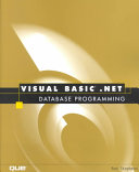 Visual Basic  NET Database Programming