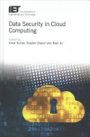 Data Security In Cloud Computing Book PDF