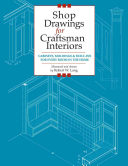 Shop Drawings for Craftsman Interiors